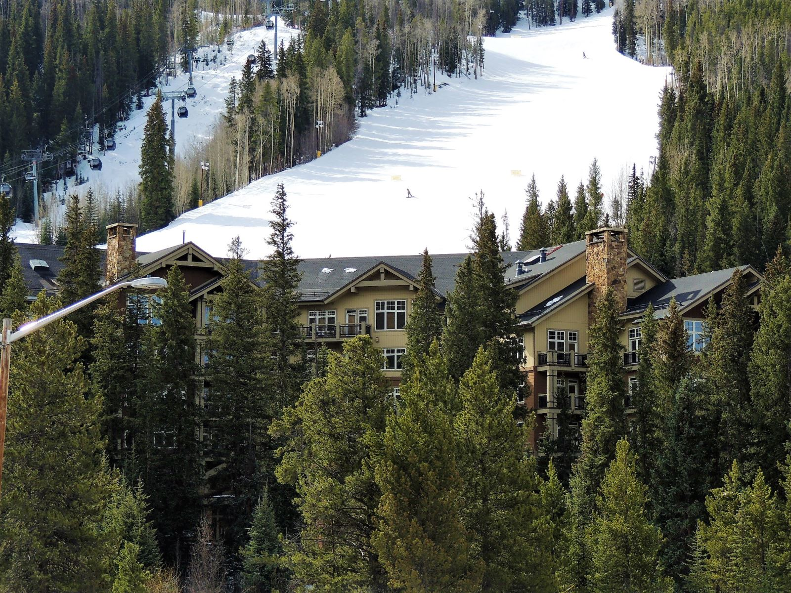 Lone Eagle Keystone Colorado vacation rental condominiums
