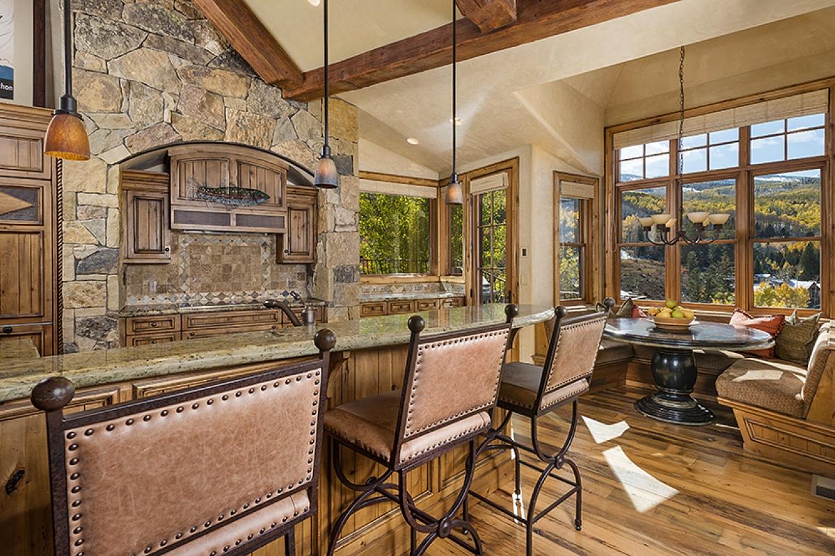 Snowmass Pine Crest Luxury 4 Bedroom Vacation Rental